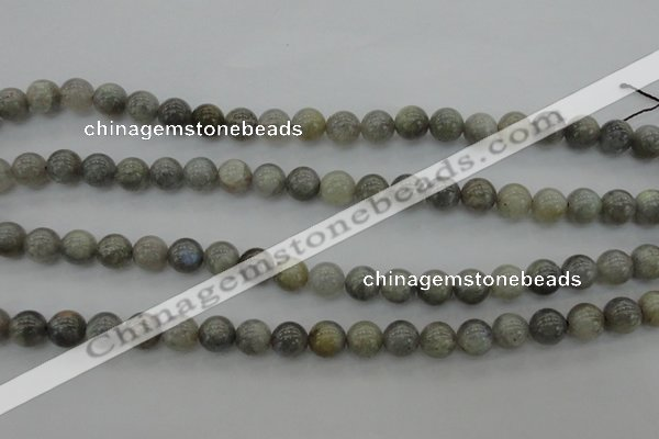 CLB64 15.5 inches 8mm round labradorite gemstone beads wholesale