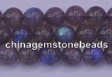 CLB913 15.5 inches 7mm round labradorite gemstone beads