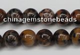 CLD12 15.5 inche 8mm round leopard skin jasper beads wholesale