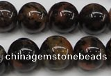 CLD15 15.5 inche 12mm round leopard skin jasper beads wholesale