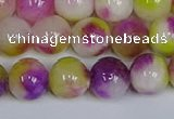 CMJ1072 15.5 inches 10mm round jade beads wholesale