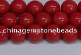 CMJ109 15.5 inches 10mm round Mashan jade beads wholesale