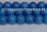 CMJ136 15.5 inches 8mm round Mashan jade beads wholesale