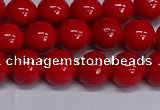 CMJ228 15.5 inches 10mm round Mashan jade beads wholesale