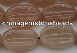 CMS963 15.5 inches 12*16mm oval A grade moonstone beads