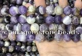 CNA1086 15.5 inches 14mm round dogtooth amethyst beads wholesale