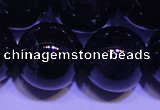 CNA557 15.5 inches 18mm round A grade natural dark amethyst beads