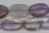 CNG1723 15.5 inches 13*18mm - 15*20mm freeform ametrine beads