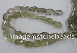CNG1827 15.5 inches 15*20mm - 18*25mm faceted nuggets lemon quartz beads