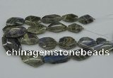 CNG5255 15.5 inches 22*30mm - 35*45mm faceted freeform labradorite beads
