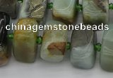 CNG5379 15.5 inches 10*14mm - 13*18mm nuggets amazonite beads