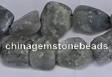 CNG5539 15.5 inches 10*14mm - 12*16mm nuggets labradorite beads