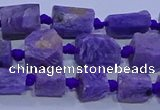 CNG5906 15.5 inches 4*6mm - 6*10mm nuggets rough charoite beads