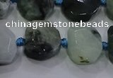 CNG5936 10*12mm - 10*14mm faceted freeform jade beads