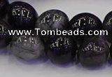 CNG6869 12*16mm - 13*18mm nuggets black rutilated quartz beads