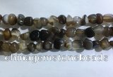 CNG8106 15.5 inches 6*8mm - 10*12mm agate gemstone chips beads