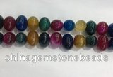 CNG8374 15.5 inches 12*16mm nuggets agate beads wholesale