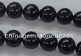 CNL224 15.5 inches 12mm round natural lapis lazuli beads wholesale