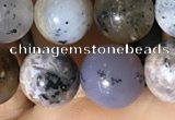COP1556 15.5 inches 8mm round opal gemstone beads wholesale