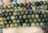 CPB1062 15.5 inches 8mm round natural pietersite beads wholesale