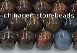 CPB1071 15.5 inches 6mm round peter stone beads wholesale
