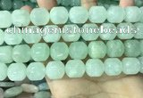 CPR385 15.5 inches 14*16mm tube prehnite gemstone beads