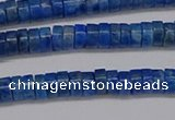 CRB1025 15.5 inches 2*4mm heishi lapis lazuli beads wholesale