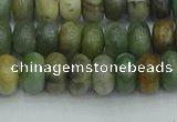 CRB2831 15.5 inches 5*8mm rondelle jade gemstone beads