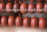 CRB4056 15.5 inches 4*6mm rondelle red jasper beads wholesale