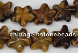 CRG18 15.5 inches 16*16mm star tiger eye gemstone beads wholesale