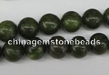 CRO211 15.5 inches 10mm round canadian jade beads wholesale