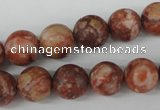CRO321 15.5 inches 12mm round jasper beads wholesale