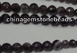 CRO739 15.5 inches 6mm – 14mm faceted round amethyst beads