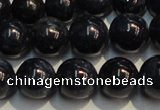 CRZ955 15.5 inches 8mm - 8.5mm round A grade natural sapphire beads