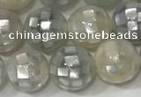 CSB4006 15.5 inches 8mm ball abalone shell beads wholesale