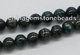CSG01 15.5 inches 8mm round long spar gemstone beads wholesale