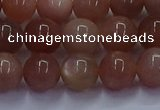 CSS663 15.5 inches 10mm round sunstone gemstone beads wholesale