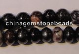 CSU123 15.5 inches 10*12mm rondelle natural sugilite gemstone beads
