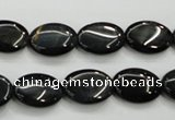 CTE73 15.5 inches 10*14mm oval blue tiger eye gemstone beads