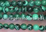 CTG2089 15 inches 2mm,3mm imitate malachite gemstone beads