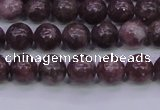 CTO601 15.5 inches 6mm round Chinese tourmaline beads wholesale