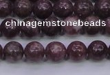 CTO602 15.5 inches 8mm round Chinese tourmaline beads wholesale