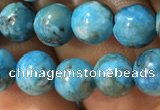 CTU3016 15.5 inches 6mm round South African turquoise beads