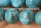 CTU3018 15.5 inches 10mm round South African turquoise beads