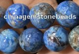 CTU3022 15.5 inches 8mm round South African turquoise beads