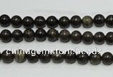 CZJ01 16 inches 4mm round zebra jasper gemstone beads Wholesale