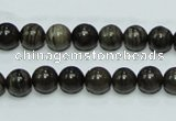 CZJ03 16 inches 8mm round zebra jasper gemstone beads Wholesale